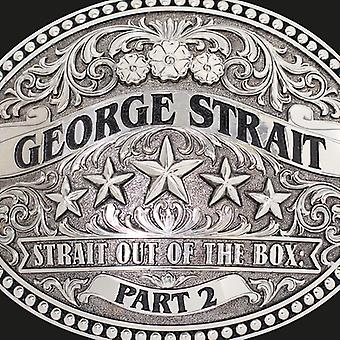 George Strait - Strait Out of the Box Part 2 (Walmart) [CD] USA import