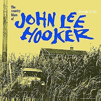 John Lee Hooker - Country Blues of John Lee Hooker [Vinyl] USA import