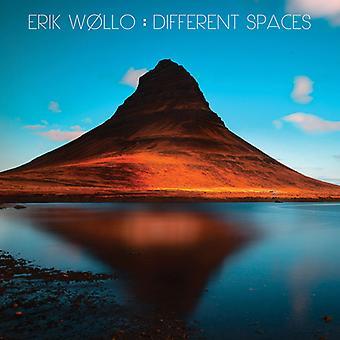Erik Wollo - Different Spaces [CD] USA import