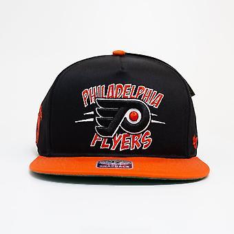'47 Nhl Philadelphia Flyers Comic Snapback Cap