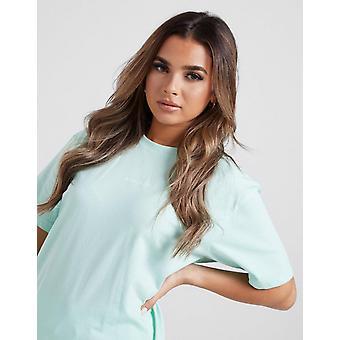 New Mckenzie Women's Essential Boyfriend Short Sleeve T-Shirt Green