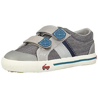 Voir Kai Run Baby Boy SNS114M164 Fabric Sneakers