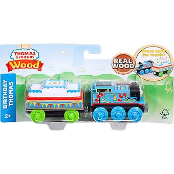 Thomas & Friends GGG69 Birthday Thomas Real Wood