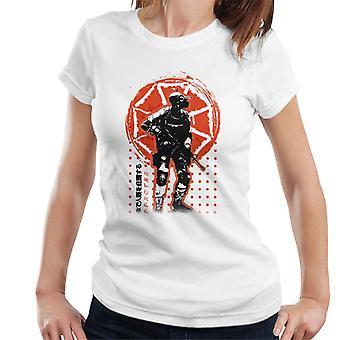 Resident Evil Japanese Style Spectre Women's T-Shirt