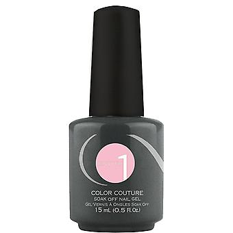 Entity Beauty LED & UV Curable Gel Polish -  Wearing Only Enamel And A Smile 15ml (15083)