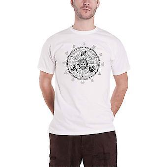 Zelda T Shirt Symbols Logo nouveau officiel Mens White