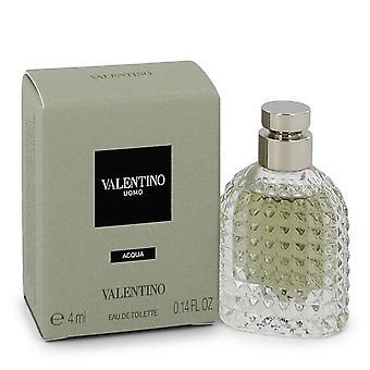 Valentino uomo acqua mini edt by valentino 551001 4 ml