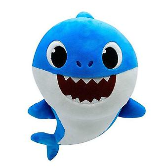 Baby Shark, Big Stuffed Toy with Music - Daddy Shark