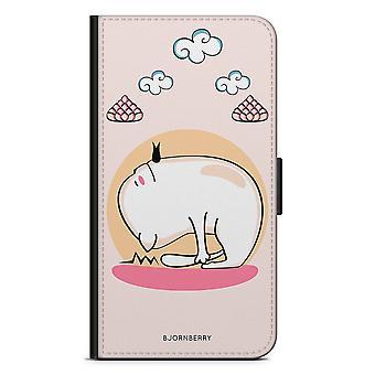 Bjornberry Wallet Case LG G5 - Camel Pose