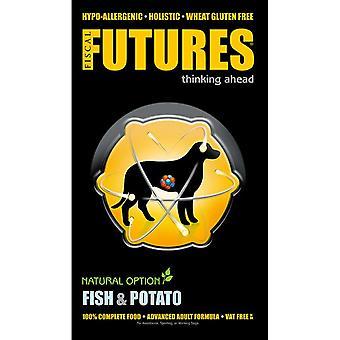 Fiscal Futures Futures Erwachsene Fisch & Kartoffel - 15kg