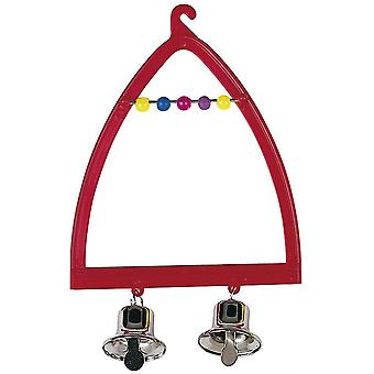 Ferplast Pa 4058 Swing med klokker (9.5x14cm)