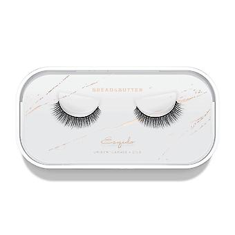 Esqido Unisyn False Eyelashes - Bread & Butter - Natural & Lightweight Lashes