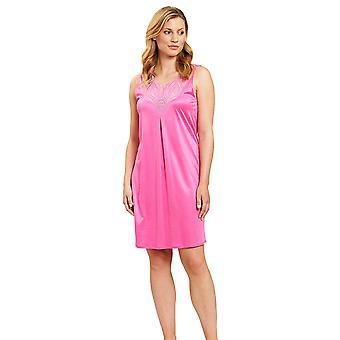 Féraud 3201058-10012 Women's Couture Pink Loungewear Nightdress