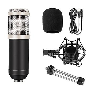 Microphone Bm 800 Mic Stand Studio Condenser Vocal Recording