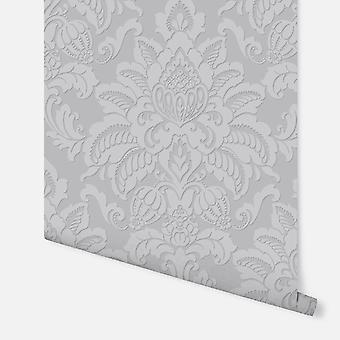 673203 - Glisten Platinum - Arthouse Wallpaper