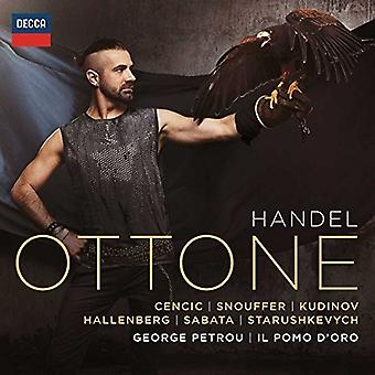 Handel / Cencic / Snouffer / Kudinov / Petrou - Ottone [CD] USA import