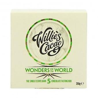 Willies - 5 Wonders Of The World Tasting Box