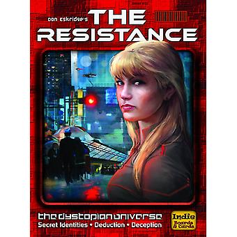 The Resistance 3rd Edition Board Game