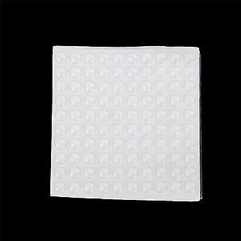 Self-adhesive, Rubber Feet Pads From Silicone