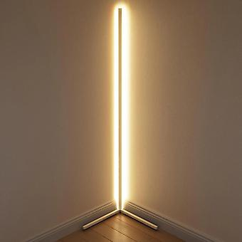 Nordic Remote Control Colorful Led Floor Lamp Lighting, Modern Corner