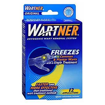 Med Tech Products Wartner Cryogenic Wart Removal System, 12 each