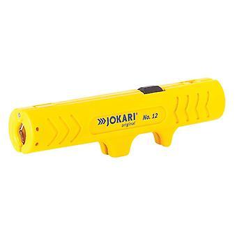 Jokari Universal No.12 Round Wire Stripper (8-13mm) JOK30120