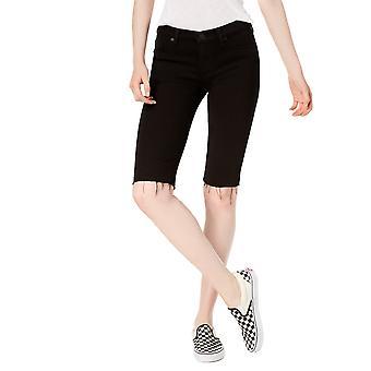 Hudson | Amelia Cutoff Denim Bermuda Jean Shorts
