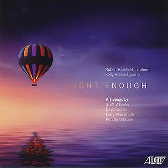 Barefield / Horsted - Light Enough [CD] USA import