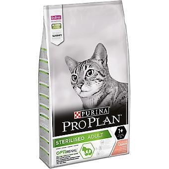 Pro Plan Optirenal Sterilised Salmon (Cats , Cat Food , Dry Food)