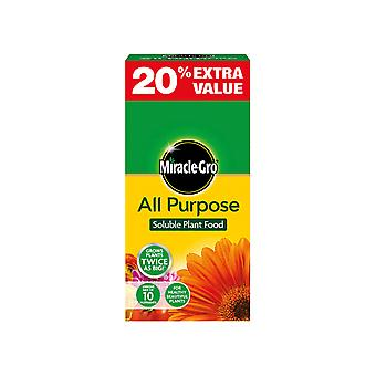 Miracle Miracle Gro All Purpose Plant Food 1kg + 20% 119452