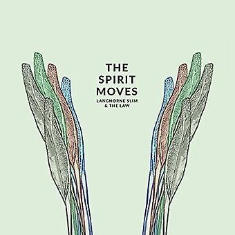 Langhorne Slim & the Law - The Spirit Moves [Vinyl] USA import