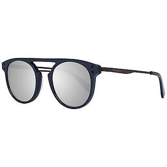 Diesel Blue Men Sunglasses
