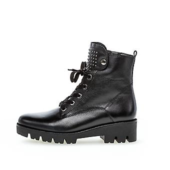 Gabor Nirvana Gabor Chunky Lace Up Boot