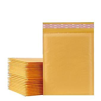 Kraft Paper Bubble Envelopes Sacos, Mailers Acolchoado, Envio com Bolha