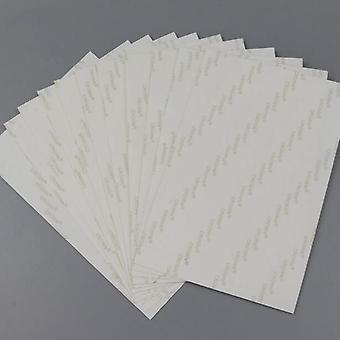 Double Sided Adhesive Tape Sheet For Paper Craft/card Making
