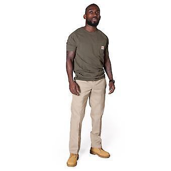 Dickies 873 work trousers-pant - slim fit - khaki