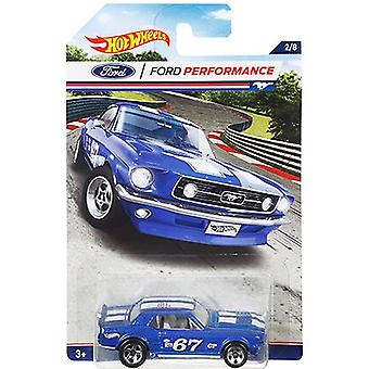 Hot Wheels Ford Mustang Collector's Edition Car