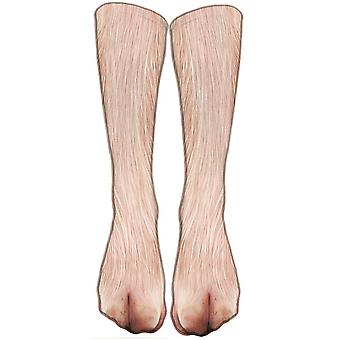 Women Printed Kawaii Cute Casual Happy Fashion High Ankle Socks