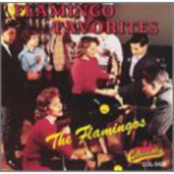 Flamingos - Flamingo Favorites [CD] USA import