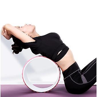 Yoga Wheel Backbend Artifact