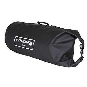 Spada Motorbike Motorcycle Waterproof Dust Proof 40L Dry Roll Bag Black