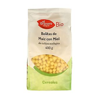 Organic Honey Corn Balls 400 g (Honey)
