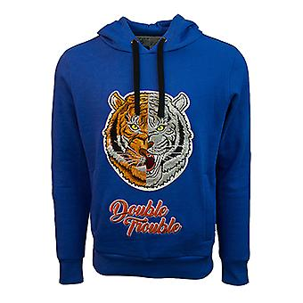 Top Gun Double Trouble Pullover Hoodie Blue