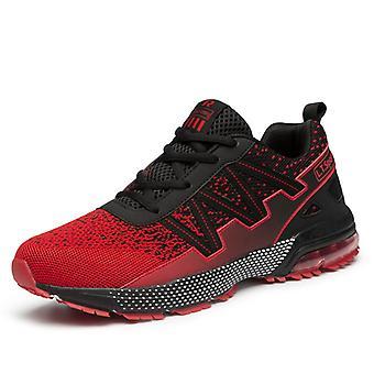 Unisex andas Sneakers 8901 Röd