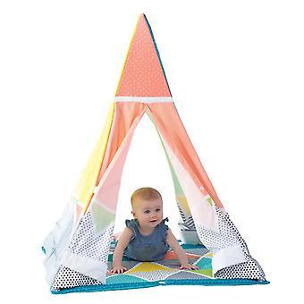 Infantino grow-with-me playtime teepee