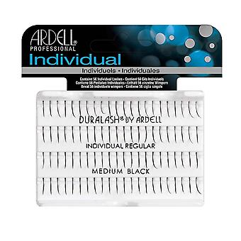 Ardell Professional Ardell Individual Regular Black Lashes - Medium