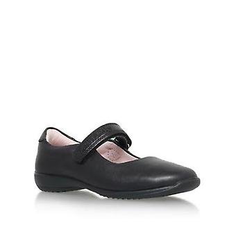 Lelli kelly girls classic leather black shoes