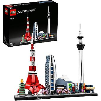 LEGO 21051 Architecture Tokyo Model, Skyline Collection, Collectible Building Set