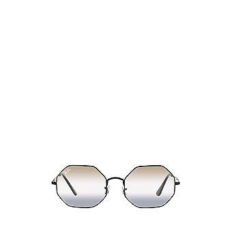 راي بان RB1972 نظارات شمسية سوداء للجنسين