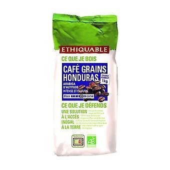 Premium coffee bean honduras marcala bio 1 kg